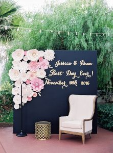 Vision_Events_Blush_Wedding_Photo Backdrop