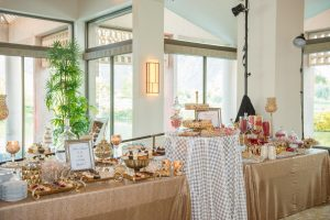 Dessert_Bar_Wedding_Vision Events_Palm Springs_ Desserts_Fine_art_cookies