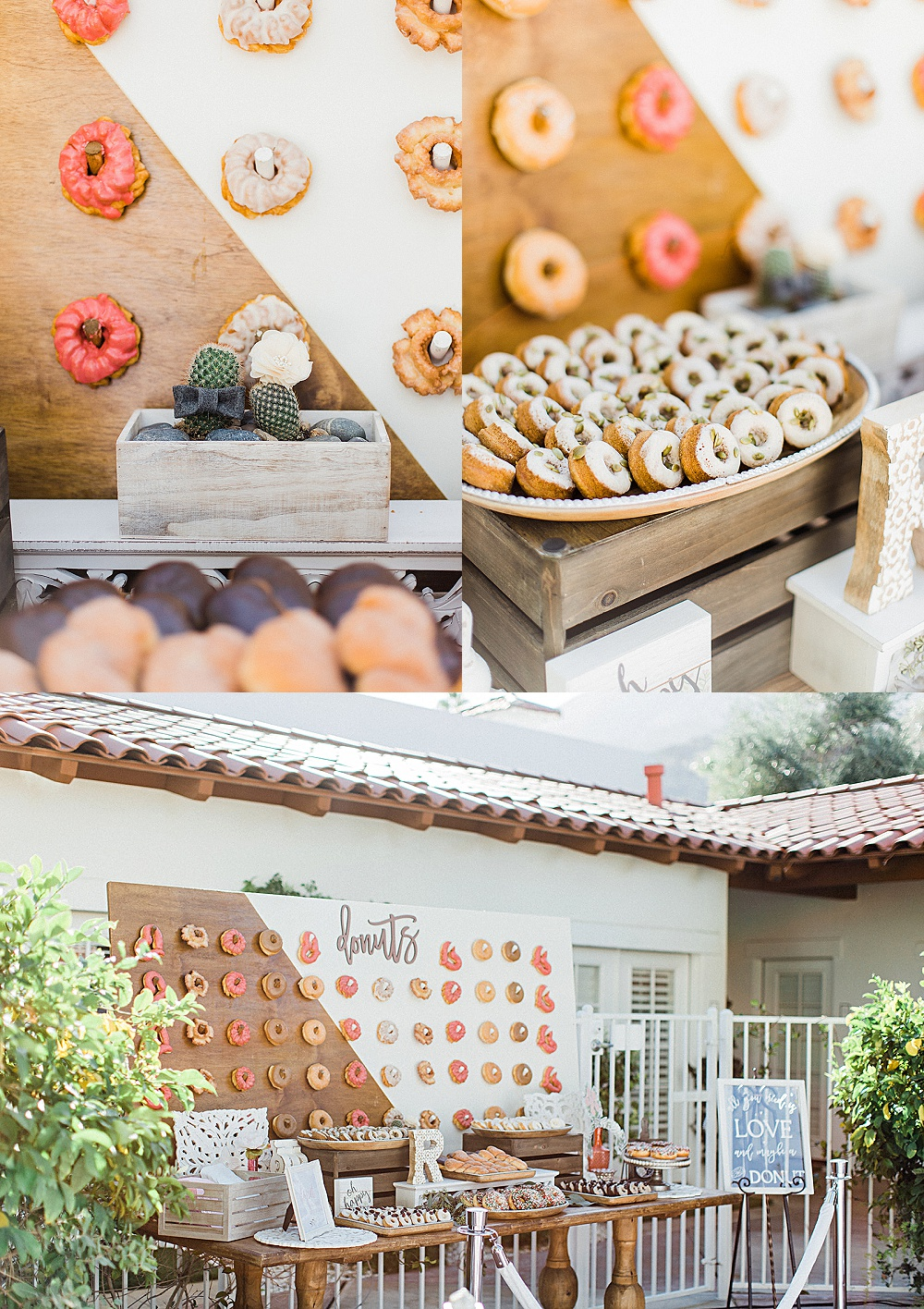 Donut_Wall_Brunch_Wedding_Palm_Springs_Vision_Events