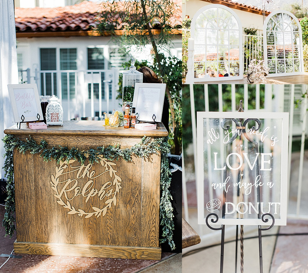Poolside_Wedding_Bar_Vision_Events_Palm_Springs